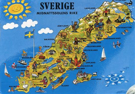 *Sweden | Remembering Letters and Postcards