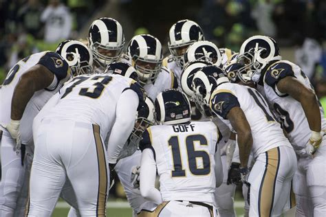 LA Rams To Return To Blue And White Colors, Uniforms Next