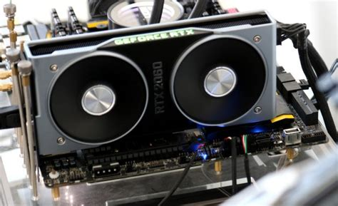 GeForce RTX 2060 review (founder) - Hardware Setup | Power
