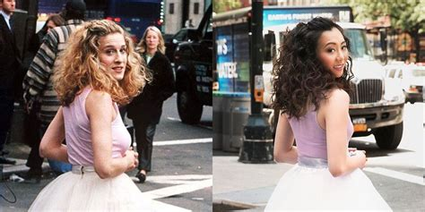 I Lived Like Carrie Bradshaw From Sex and the City for a