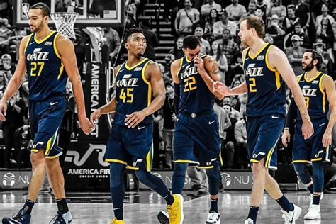 Ranking the Utah Jazz Roster from Least to Most Valuable