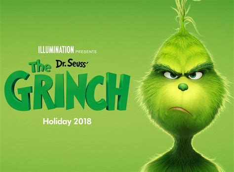 """The Grinch"" - A Friendly and Funny Remake of the Dr"