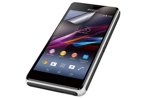 Sony Xperia E1 review - specs, comparison and best price