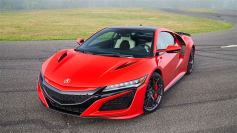 The Acura NSX is getting better with age - Roadshow
