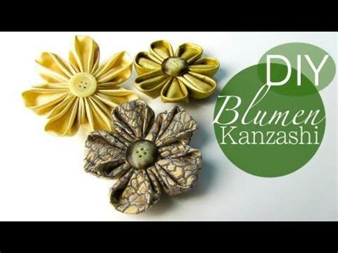 Kanzashi Video Tutorial - I can't understand a word she is