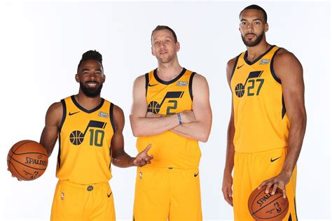 Discussing 2019 Utah Jazz media day and training camp