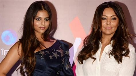 Gauri Khan takes make-up lessons from Suhana in quarantine
