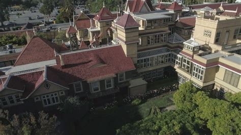 Inside the Winchester Mystery House, America's Most
