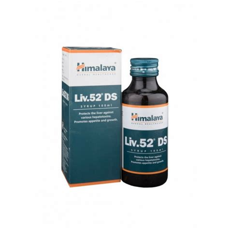 Liv 52 DS Syrup Double Strength 200ml - pharma899
