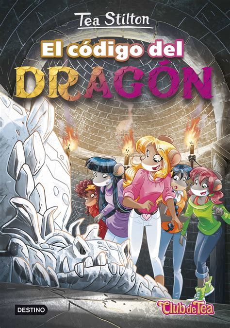 TEA STILTON 1: EL CODIGO DEL DRAGON | TEA STILTON