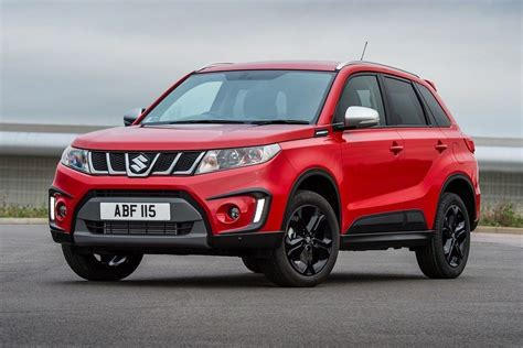 Suzuki Vitara 2015 - Car Review | Honest John