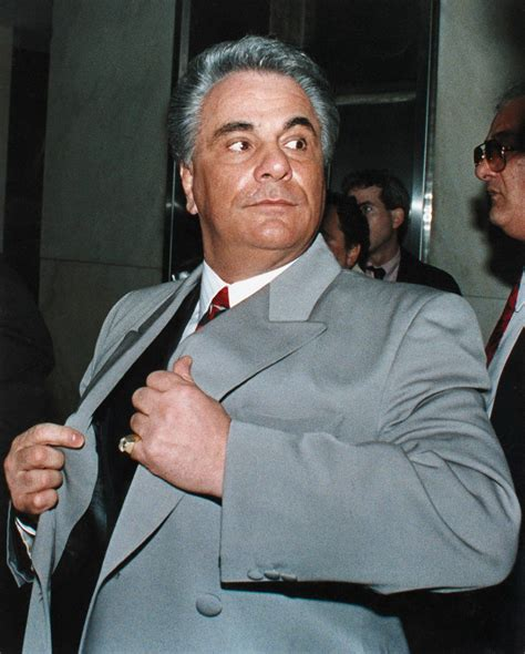 John Gotti dies of cancer at 61 in 2002 - New York Daily News