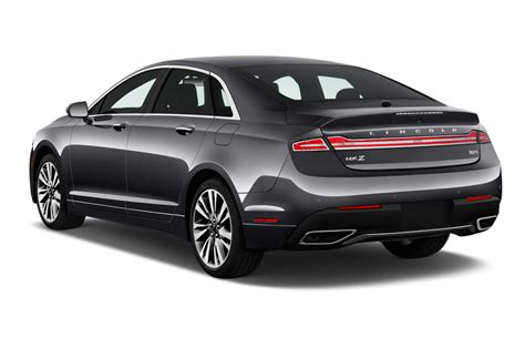 2018 Lincoln MKZ Reviews - Research MKZ Prices & Specs