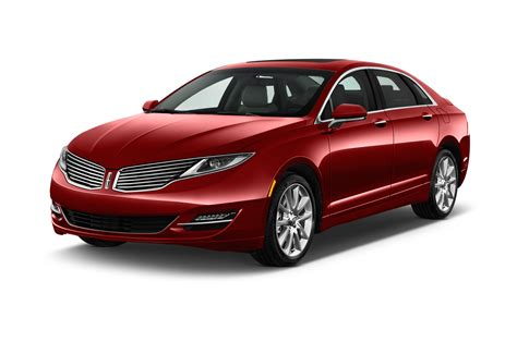 2017 Lincoln MKZ Gains Continental-Like Face, 400-HP V-6
