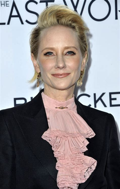 ANNE HECHE at 'The Last Word' Premiere in Los Angeles 03
