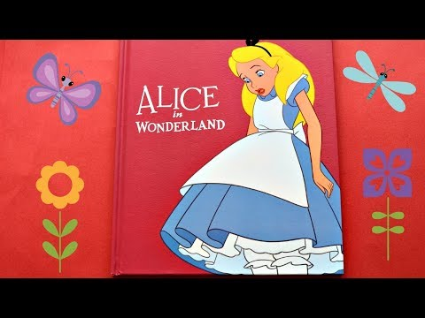 Alice in Wonderland Pop Up Book | Searching For Alice