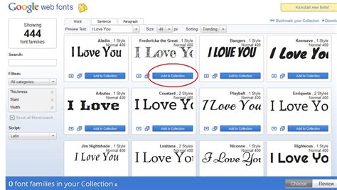 How to add Google web fonts to your Blogger blog | Carrie