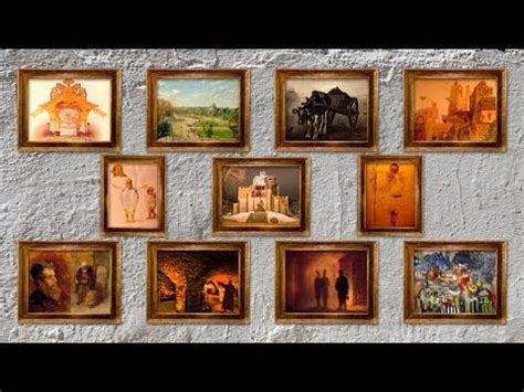 Mussorgsky: Pictures At an Exhibition | Tzvi Erez, piano