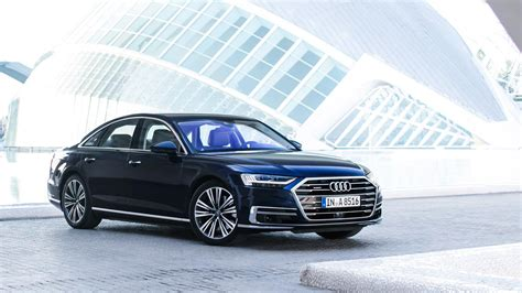 2018 Audi A8 First Drive: Unashamed Luxury | Motoring Research