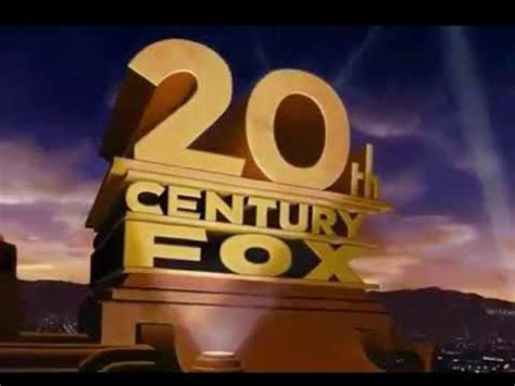 20th Century Fox: a Division of Walt Disney co