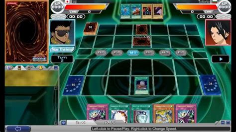 Yu-Gi-Oh! Online 3: Duel Accelerator (Final Day!) Part 1
