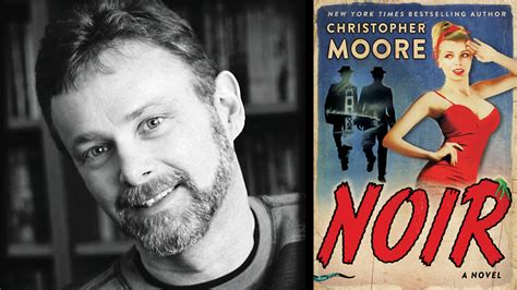 Christopher Moore's latest novel may be moody, but it's as