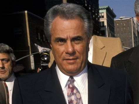 John Gotti's Former Son-in-Law Arrested for Alleged Car