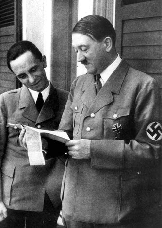What was Joseph Goebbels like as a person? - Quora