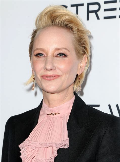 Anne Heche at The Last Word Premiere in Los Angeles 3/2/ 2017
