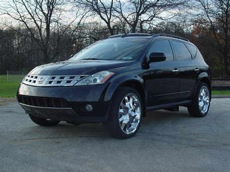 wsmith720 2004 Nissan Murano Specs, Photos, Modification