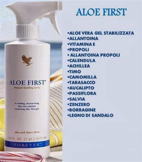 Forever Living Aloe First Spray For Burns & Wound
