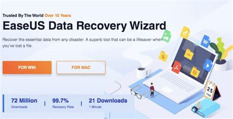 EaseUS Data Recovery Wizard - Powerful data recovery