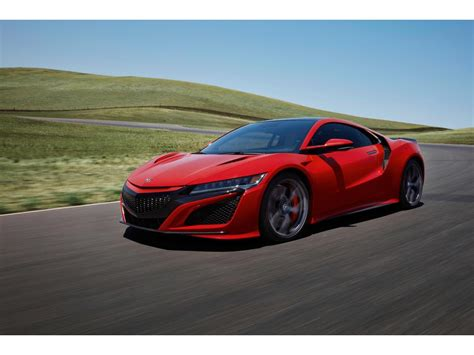 2019 Acura NSX Prices, Reviews, and Pictures | U
