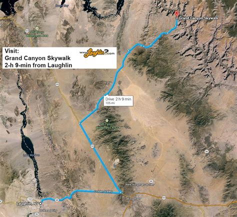 Things to Do | Visit Grand Canyon Skywalk | Why Laughlin