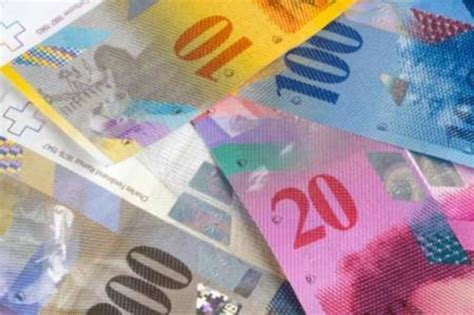 Forint plunges against Swiss franc ‹ Daily News Hungary