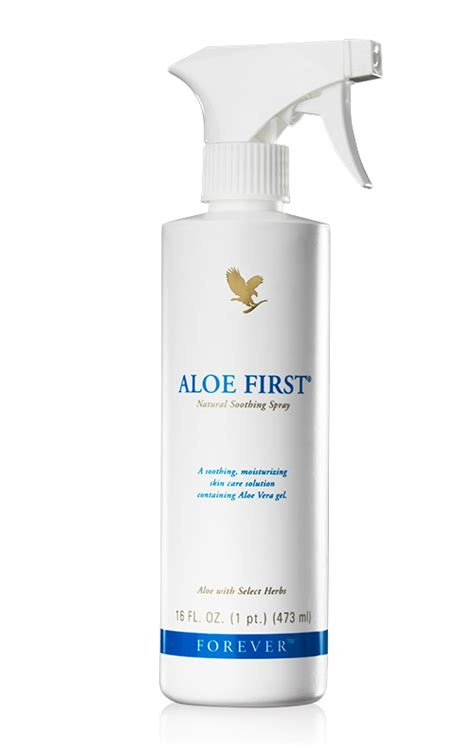 Aloe First® | Forever Living Products Germany