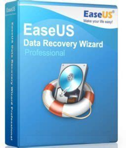 EaseUS Data Recovery Wizard 12