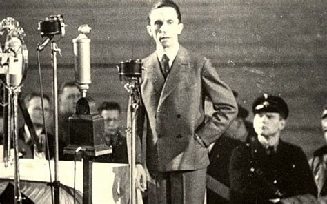 Mexican youth agency apologizes for Joseph Goebbels