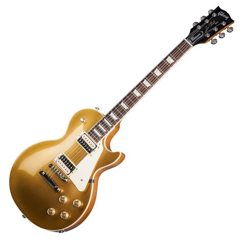 Gibson Les Paul Classic T Electric Guitar, Gold Top (2017