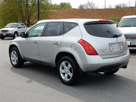 2004 Nissan Murano SL for sale in Asheville