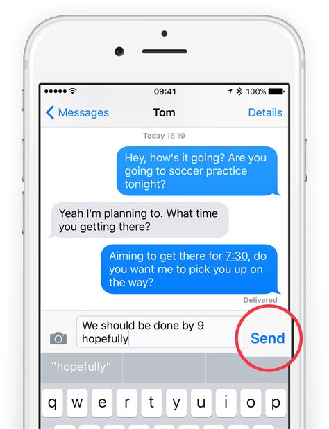 Guide: What is iMessage? | iOS 9 - TapSmart