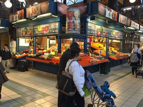 Hold Utca Food Market (Budapest) - 2018 All You Need to