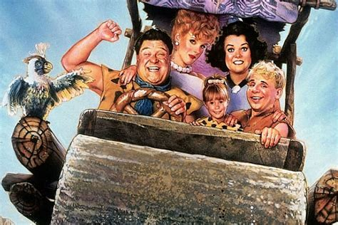 See the Cast of 'The Flintstones' Then and Now