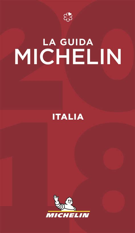 MICHELIN guide Italy 2018 - the new selection