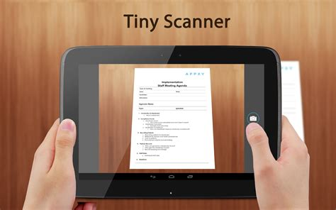 Tiny Scanner : Scan Doc to PDF – Android-Apps auf Google Play