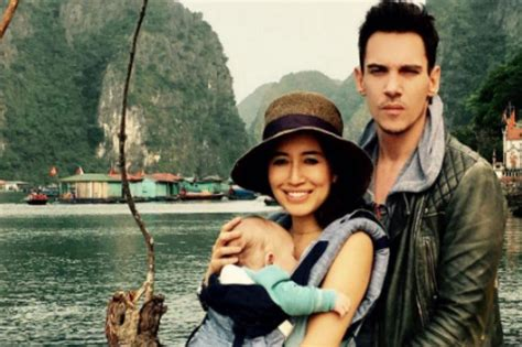 Jonathan Rhys Meyers is 'best' father