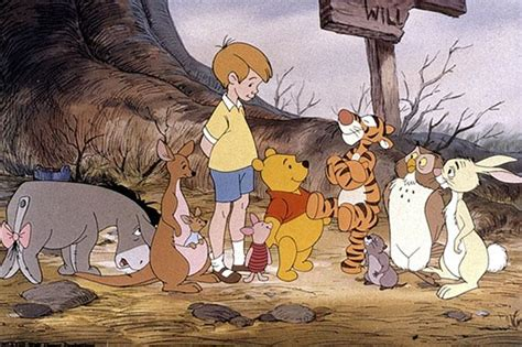 Find the Winnie the Pooh Characters Quiz