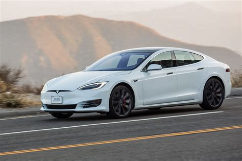 Getting Stuck in a 2016 Tesla Model S P90D | Automobile