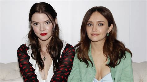 Anya Taylor-Joy and Olivia Cooke Aren't Worried About