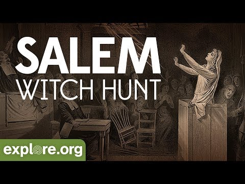 Salem Witch Trails For Computers In Education